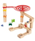 Dřevěná kuličková dráha Playtive Junior