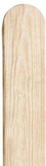 Dřevěná plotovka