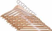 Dřevěná ramínka K-Classic