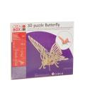 Dřevěné puzzle 3D Crea Box Marabu