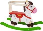 Dřevěný houpací koník Kid Land