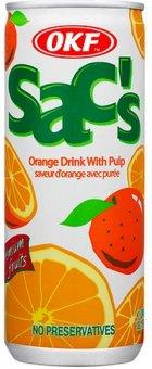 Drink Sac's OKF