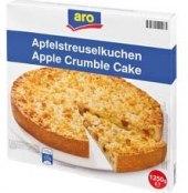 Drobenkový koláč mražený Aro