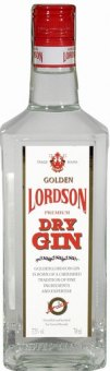Gin Dry  Lordson