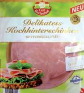 Dušená šunka delikates Gut Bartenhof
