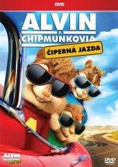 DVD Alvin a Chipmunnkové - čiperná jízda