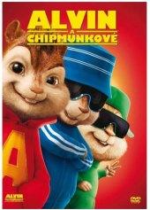 DVD Alvin a Chipmunnkové