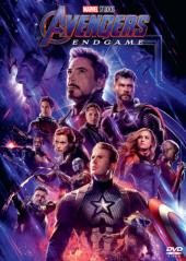 DVD Avengers - Endgame