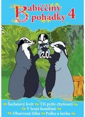DVD Babiččiny pohádky 4