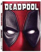 DVD Deadpool Marvel