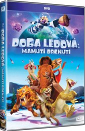 DVD Doba Ledová 5: Mamutí drcnutí