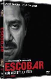 DVD film Escobar