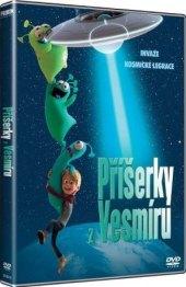 DVD film Příšerky z vesmíru