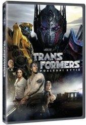 DVD film Transformers: Poslední rytíř