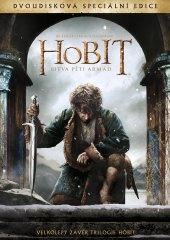 DVD Hobit - Bitva pěti armád