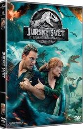 DVD Jurský svět: Zánik říše