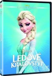 DVD klasické pohádky Disney