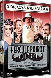 DVD kolekce Hercule Poirot