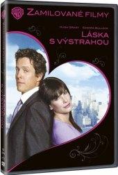 DVD Láska s výstrahou