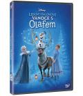 DVD Ledové království Vánoce s Olafem Disney