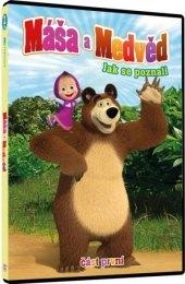 DVD Máša a medvěd