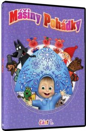 DVD Mášiny pohádky