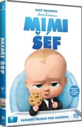 DVD Mimi šéf