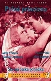 DVD Pyšná princezna