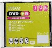DVD + R Tesco