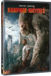 DVD Rampage: Ničitelé