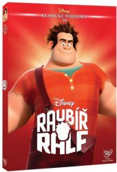 DVD Raubíř Ralf Disney