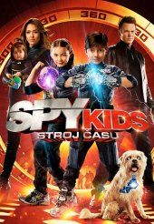 DVD Spy Kids - Stroj času