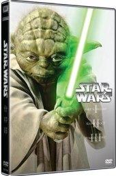DVD Star Wars - kolekce  1. - 3. díl