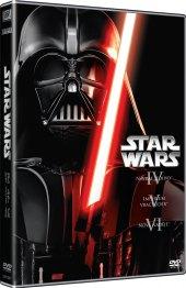 DVD Star Wars - kolekce  4. - 6. díl