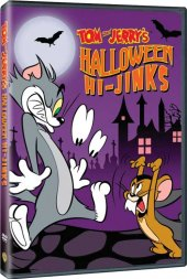 DVD Tom a Jerry: Halloween