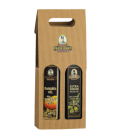 Dýňový olej a olivový extra panenský olej Exclusive Kaiser Franz Josef
