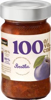 Džem 100% ovocná Hamé