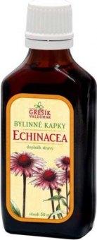 Echinaceové kapky Grešík