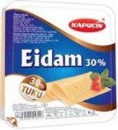 Sýr Eidam 30% Kapucín