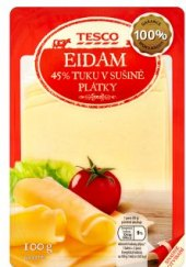 Sýr Eidam Tesco