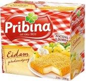 Sýr Eidam předsmažený mražený Pribina TPK