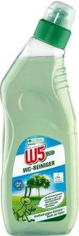 Čistič WC gelový ekologický W5