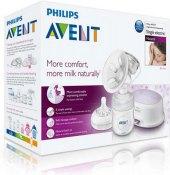 Elektrická odsávačka Avent Philips
