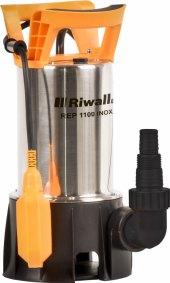 Elektrické kalové čerpadlo Riwall Rep 1100 Inox