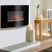Elektrická krbová kamna G21 Fire Storm