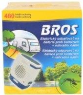 Odpařovač elektrický proti komárům Bros