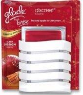 Osvěžovač vzduchu elektrický strojek Discreet Glade by Brise