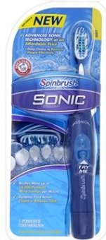 Elektrický zubní kartáček Sonic Spinbrush