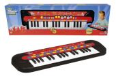 Elektronické klávesy Simba