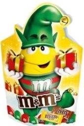 Elf vánoční M&M's
